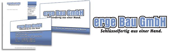ERGE-BAU GmbH – PRINTDESIGN