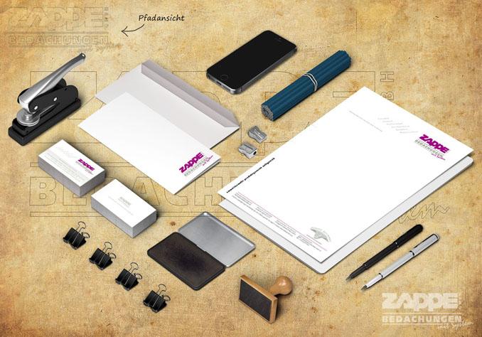 CI - Zappe Bedachungen GmbH