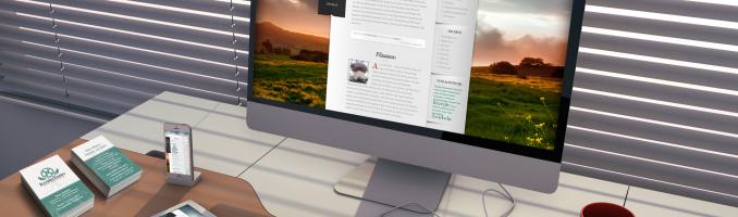 KreuterZauber – Webseite