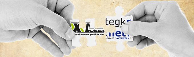 Kooperation mit TeGknet