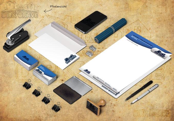 Corporate Design - Dirk Gräve